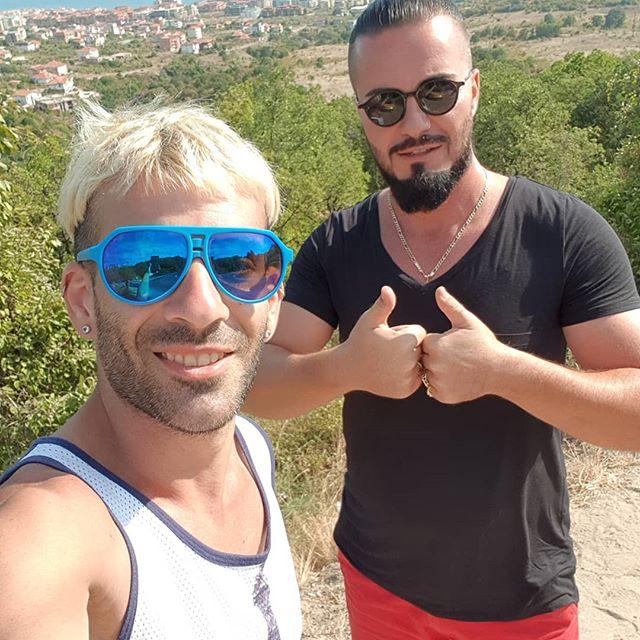 Sunny Beach and Waserman on the road & ilya my friend BG 2019 🇧🇬✅🇧🇬💪🇧🇬🌹