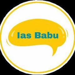 IAS BABU
