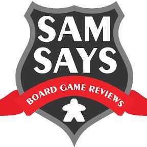 SamSays GameReviews
