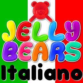 Jelly Bears Italiano - canzoni per bambini