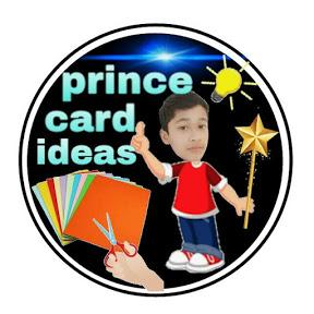 Prince card ideas
