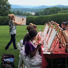 Michelle the Painter