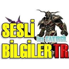 Sesli Bilgiler TR