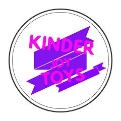 kinder joy toys