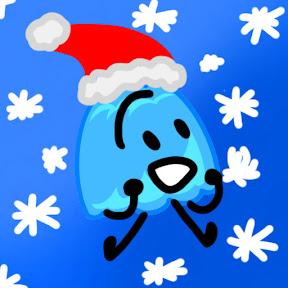 blue gelatin