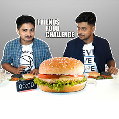 Friends Food Challenge