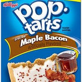 Pop tart that is tart