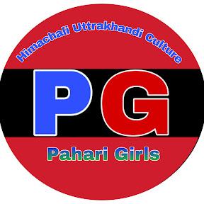 Pahari Girls