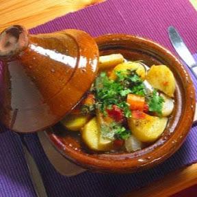 Comida De Marruecos