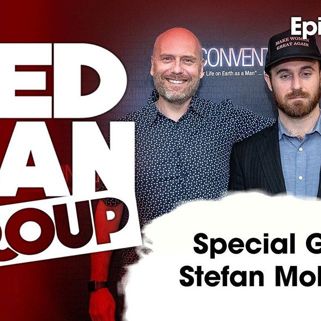 Great episode with @stefanmolyneux up on The Red Man Group channel + 21 Studios!  #redpill #manosphere