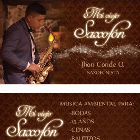 Mi viejo saxofón música ambiental Ecuador