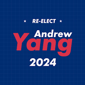 Re-elect Andrew Yang 2024