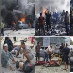جرائم تنظيم داعش بحق العراقيين