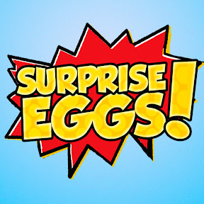 Play-Doh Surprise Eggs