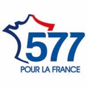 577 pour la France