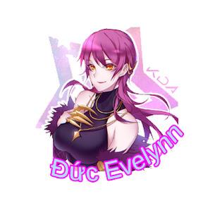 Đức Evelynn