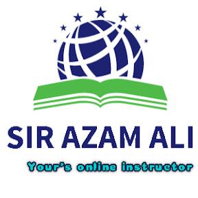 Sir Azam Ali