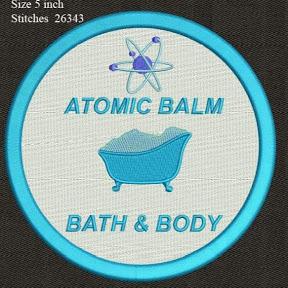AtomicBalm Bath 'n Body