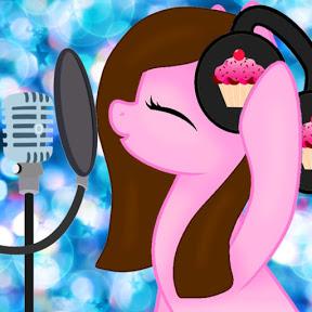 Pinkie-Cupcake Gamer