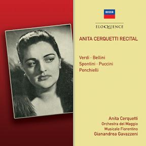 Anita Cerquetti - Topic