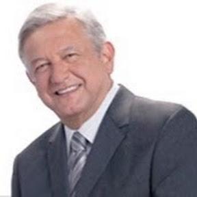 Andrés Manuel López Obrador Oficial