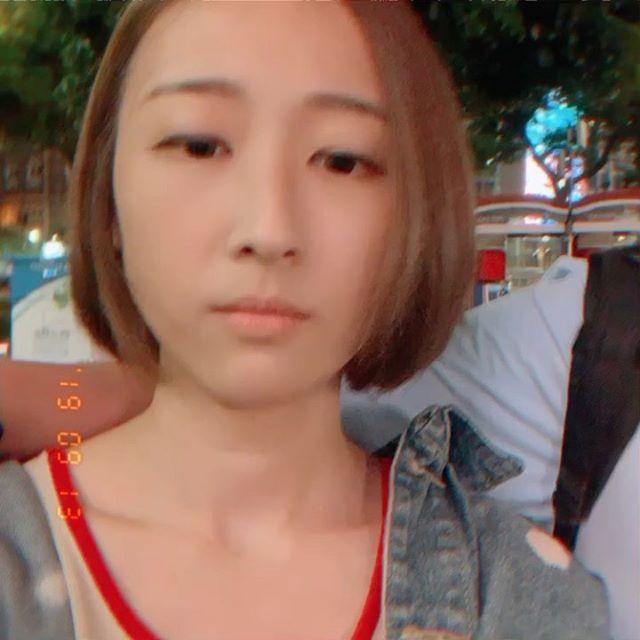 中秋節把頭髮處理了 然後我們沒有烤肉 我們吃蝦🦐 #泰蝦pa泰國蝦水道吃到飽 #haircolor  #haircut #20190913 #moonfestival
