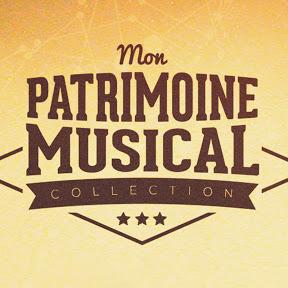 Mon patrimoine musical ™ : Chansons et variété française et internationale