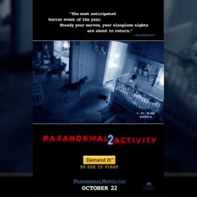 Paranormal Activity 2 - Topic