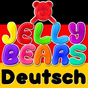 Jelly Bears Deutsch - Deutsch Kinderlieder