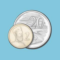 two dollars twenty