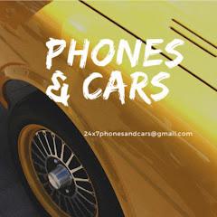 Phones & Cars