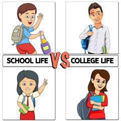 School Life V/s College Life