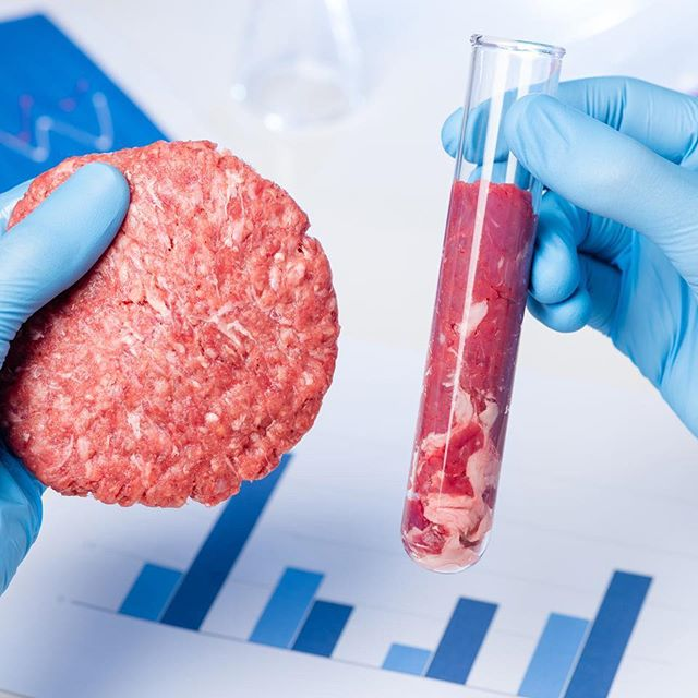"FDA just approved ""#heme""—the #GMO color additive that makes the #ImpossibleBurger ""bleed."" This is the first time that people have consumed ""heme"" produced using synthetic biology (a form of genetic engineering). This process can create novel compounds and proteins never ingested by humans before. #FDA is supposed to require testing to ensure this new substance does not cause allergic reactions in people, but the agency did not. ↪️↪️Tell FDA to stop its approval of ""heme"" until independent testing shows this new GMO additive is safe! Act now >> [LINK IN BIO]"