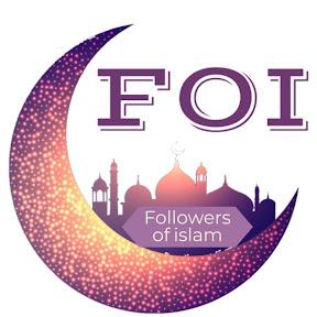Followers of Islam