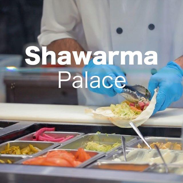 Shawarma Palace!