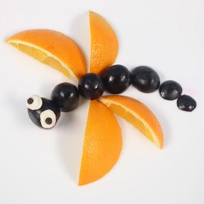Fruit Carving For Kids