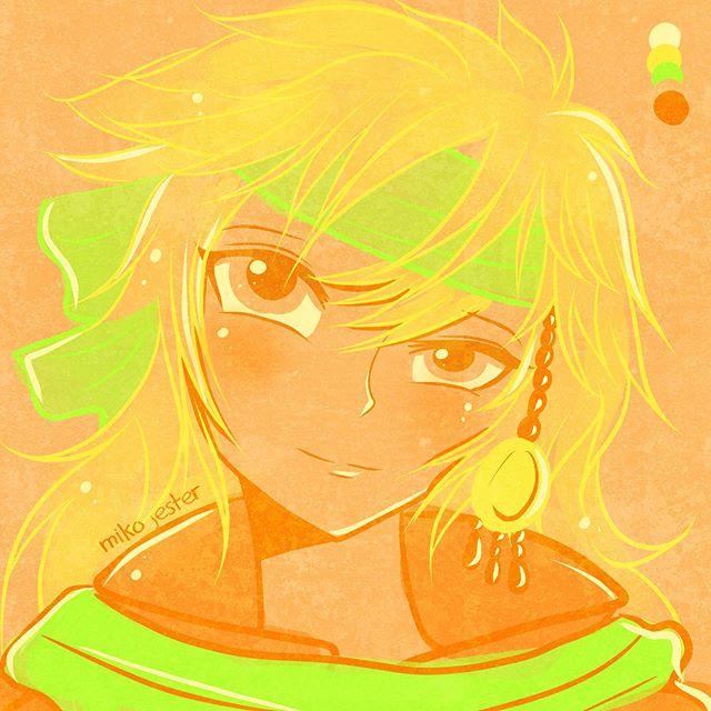 Hola a todos!! 💛💛💛 Aquí estoy trayendo (al fin) contenido a mi olvidado Instagram, como dije anteriormente estoy creando nuevas ideas y buscando la inspiración. He decidido empezar hoy con un desafío muy especial donde ustedes me ayudan con sus brillantes ideas, si quieres un dibujo gratis ve a mis stories y lo encontrarás ;) 💛💛. . . Dibujo rápido de Zeno de Akatsuki no Yona 🙈 un personaje que me parece adorable 😍💛🧡💛🧡 Pedido por @sailoraria 👍🏼💛🧡 ———————————————- #akatsukinoyona #zeno #yellowdragon #dragon #zeno #akayona #fangirl #manga #mangaboy #kawaii #adorable #originaldrawing #palettechallenge #challenge #ouryuu #shoujo #yona #fanart #digitaldrawing