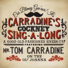 Carradine's Cockney Sing-a-long