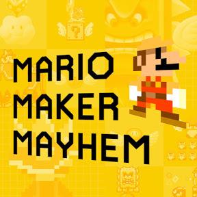 Mario Maker Mayhem