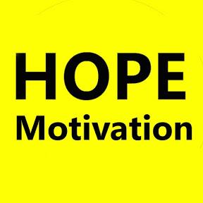 HOPE motivation