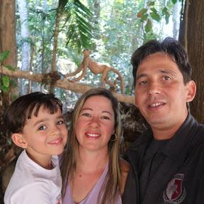 Alex e Shanna - Família Seabra