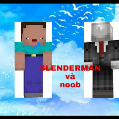 slenderman mcpe và noob