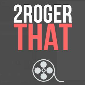 2RogerThat - Видео уроки по After Effects