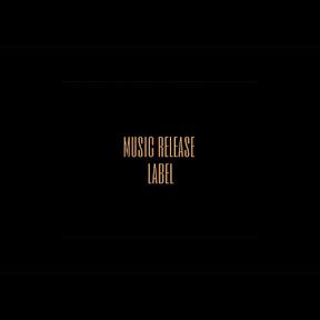 music release label