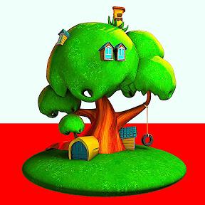 Little Treehouse - Piosenki Dla Dzieci Po Polsku