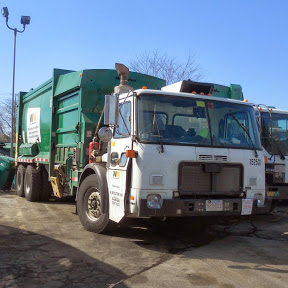 MetroBoston Trash Trucks