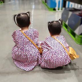비글둥이 린아단아[쌍둥이먹방]