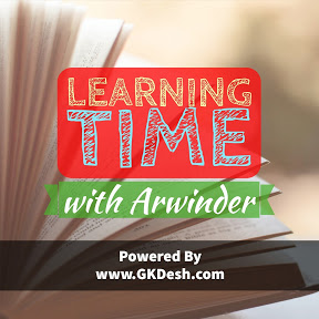 Learning Time with Arwinder