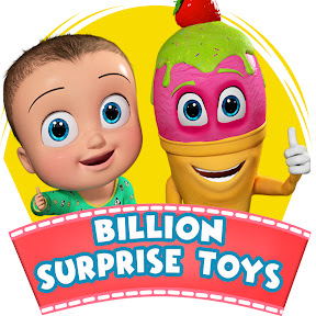 BillionSurpriseToys - Nursery Rhymes & Songs
