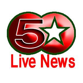 5 star live news